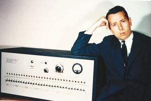 The Milgram control panel