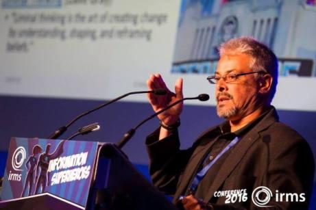 IRMS2016 Innovation Keynote 08